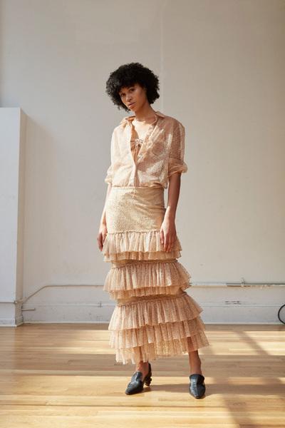 Rosie Assoulin Spring 2018 Ready-to-Wear - Look #16