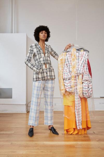 Rosie Assoulin Spring 2018 Ready-to-Wear - Look #20