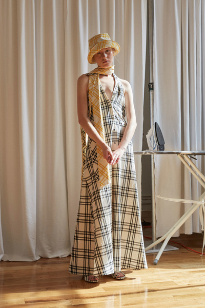 Rosie Assoulin Spring 2018 Ready-to-Wear - Look #24