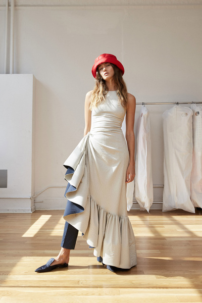 Rosie Assoulin Spring 2018 Ready-to-Wear - Look #26