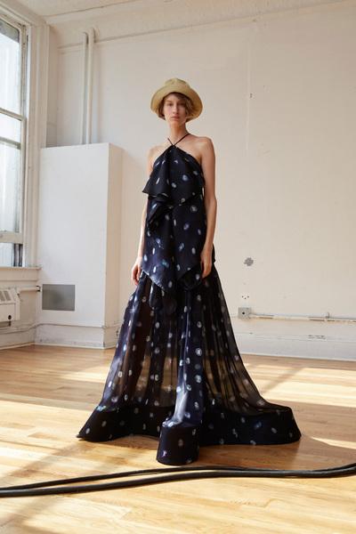 Rosie Assoulin Spring 2018 Ready-to-Wear - Look #30