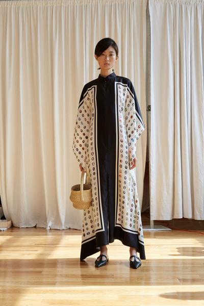 Rosie Assoulin Spring 2018 Ready-to-Wear - Look #5