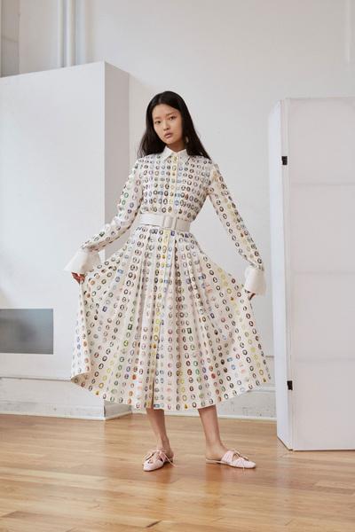 Rosie Assoulin Spring 2018 Ready-to-Wear - Look #8