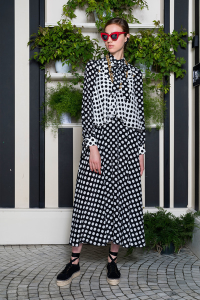 Rossella Jardini Spring 2018 Ready-to-Wear - Look #1