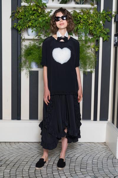 Rossella Jardini Spring 2018 Ready-to-Wear - Look #10
