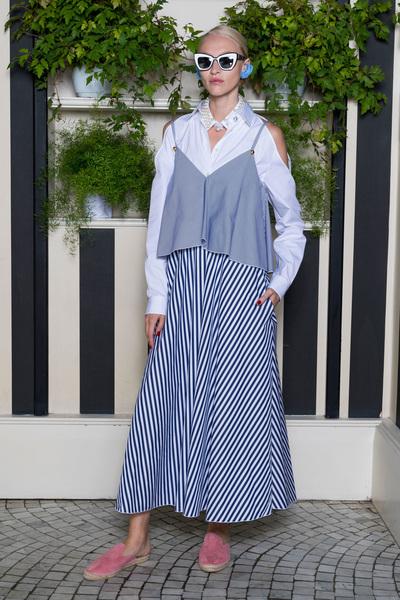 Rossella Jardini Spring 2018 Ready-to-Wear - Look #11