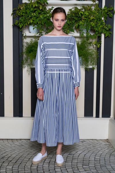 Rossella Jardini Spring 2018 Ready-to-Wear - Look #12