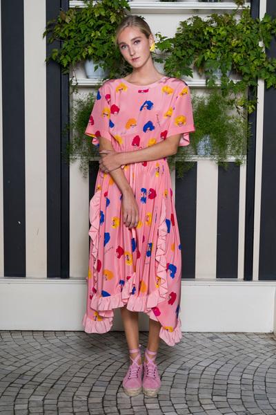 Rossella Jardini Spring 2018 Ready-to-Wear - Look #14