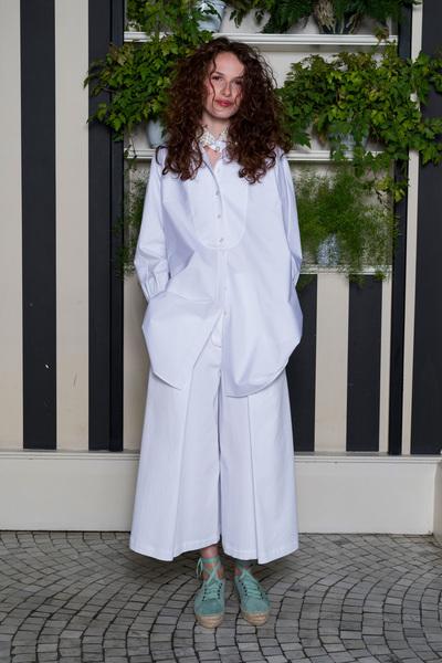 Rossella Jardini Spring 2018 Ready-to-Wear - Look #15