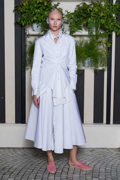 Rossella Jardini Spring 2018 Ready-to-Wear - Look #16