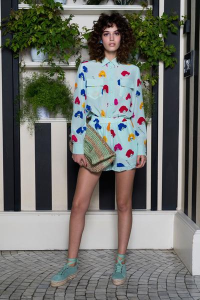 Rossella Jardini Spring 2018 Ready-to-Wear - Look #18