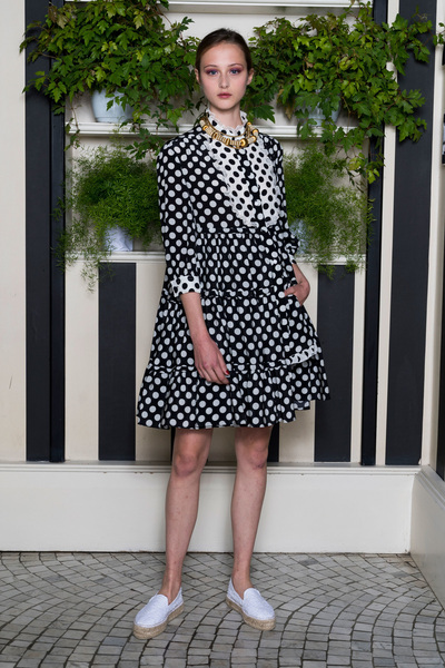 Rossella Jardini Spring 2018 Ready-to-Wear - Look #19