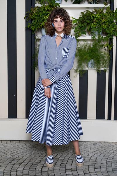 Rossella Jardini Spring 2018 Ready-to-Wear - Look #2