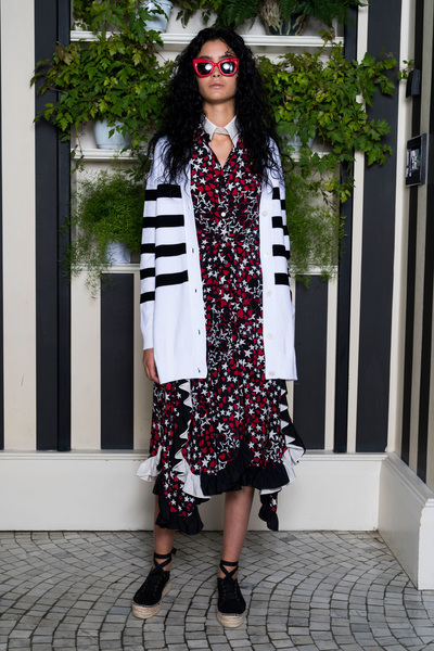 Rossella Jardini Spring 2018 Ready-to-Wear - Look #21