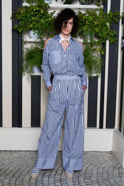 Rossella Jardini Spring 2018 Ready-to-Wear - Look #22