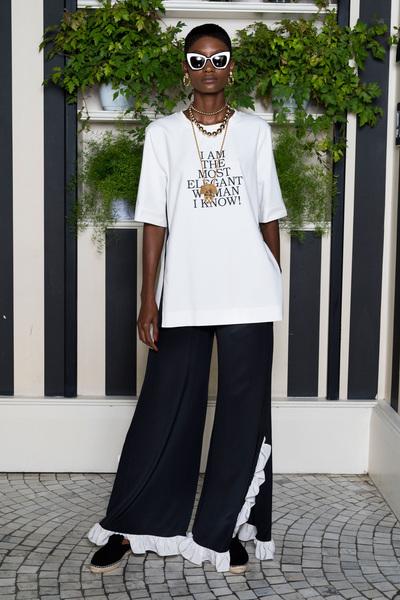 Rossella Jardini Spring 2018 Ready-to-Wear - Look #24