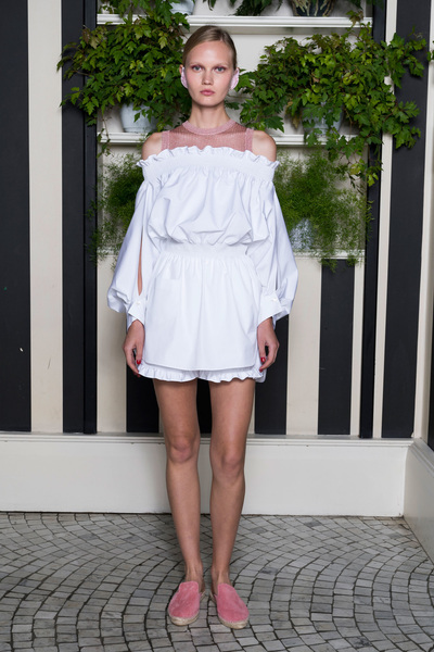 Rossella Jardini Spring 2018 Ready-to-Wear - Look #26