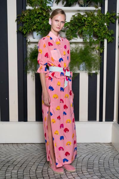 Rossella Jardini Spring 2018 Ready-to-Wear - Look #29