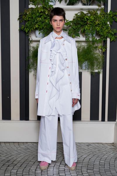 Rossella Jardini Spring 2018 Ready-to-Wear - Look #30