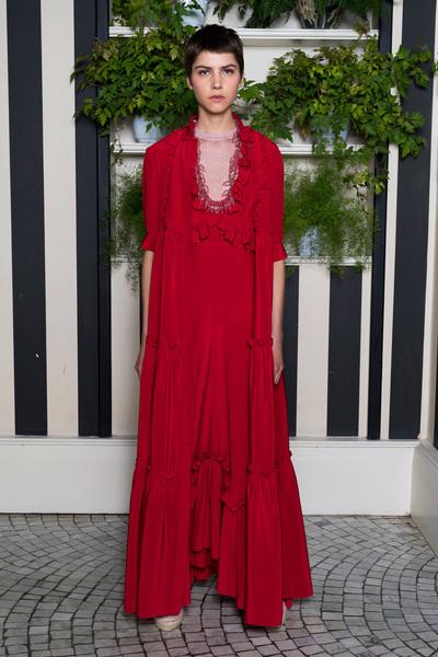 Rossella Jardini Spring 2018 Ready-to-Wear - Look #31