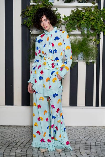 Rossella Jardini Spring 2018 Ready-to-Wear - Look #4