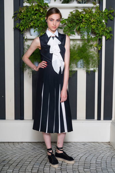 Rossella Jardini Spring 2018 Ready-to-Wear - Look #6