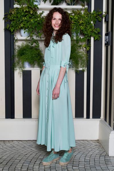 Rossella Jardini Spring 2018 Ready-to-Wear - Look #7