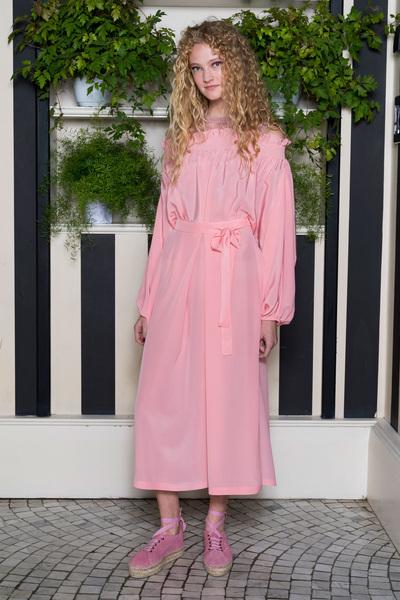 Rossella Jardini Spring 2018 Ready-to-Wear - Look #8
