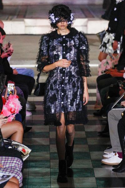 Ryan Lo Spring 2018 Ready-to-Wear - Look #11