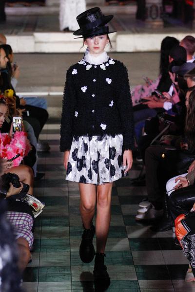 Ryan Lo Spring 2018 Ready-to-Wear - Look #12