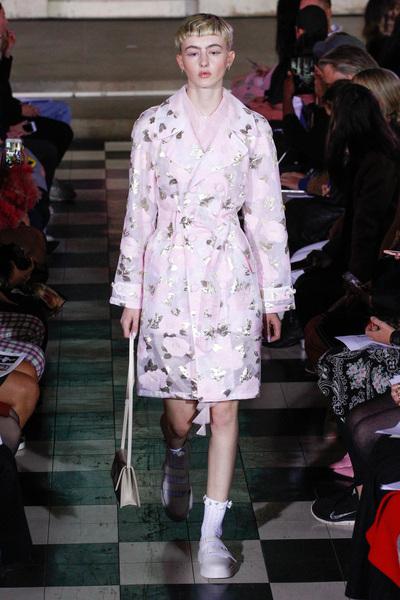 Ryan Lo Spring 2018 Ready-to-Wear - Look #19
