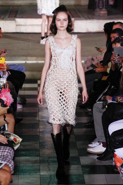 Ryan Lo Spring 2018 Ready-to-Wear - Look #9