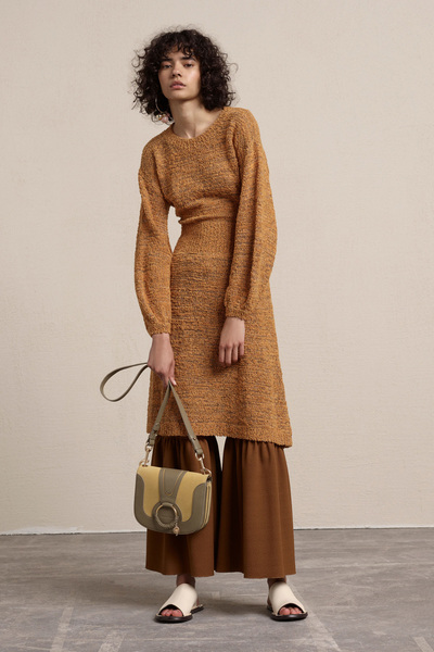 See By Chloé Resort 2018 - Look #12