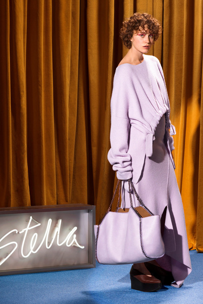 Stella McCartney Resort 2018 - Look #8
