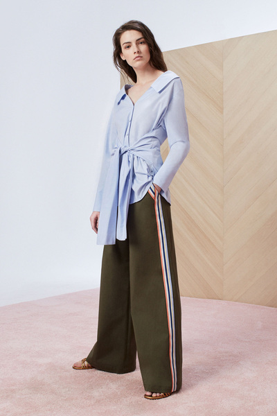 Tanya Taylor Resort 2018 - Look #18
