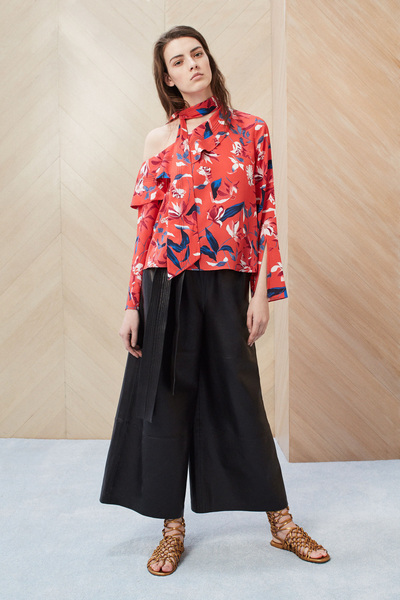 Tanya Taylor Resort 2018 - Look #4