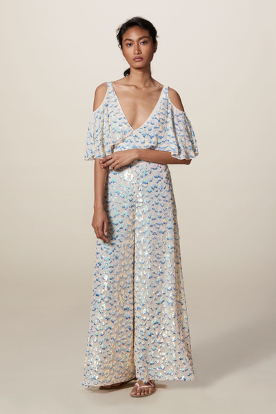 Temperley London Resort 2018 - Look #34