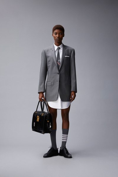 Thom Browne Resort 2018 - Look #1