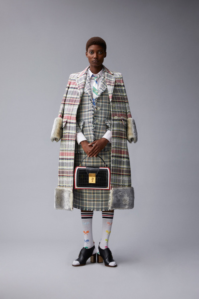Thom Browne Resort 2018 - Look #14