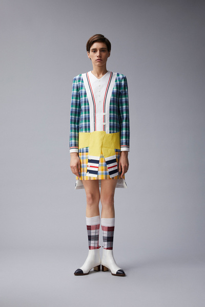 Thom Browne Resort 2018 - Look #19