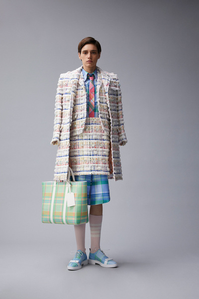 Thom Browne Resort 2018 - Look #22