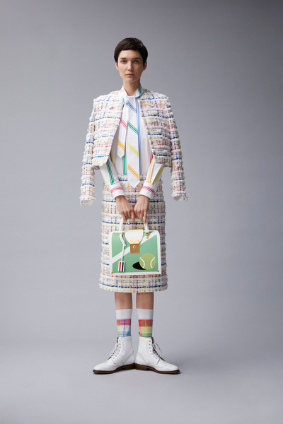 Thom Browne Resort 2018 - Look #25