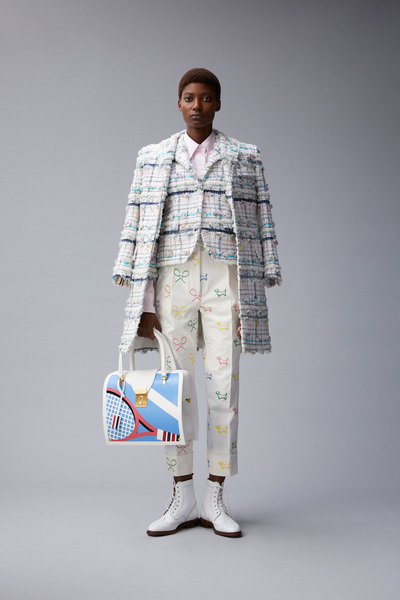 Thom Browne Resort 2018 - Look #29