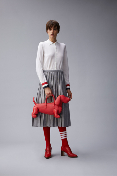 Thom Browne Resort 2018 - Look #3
