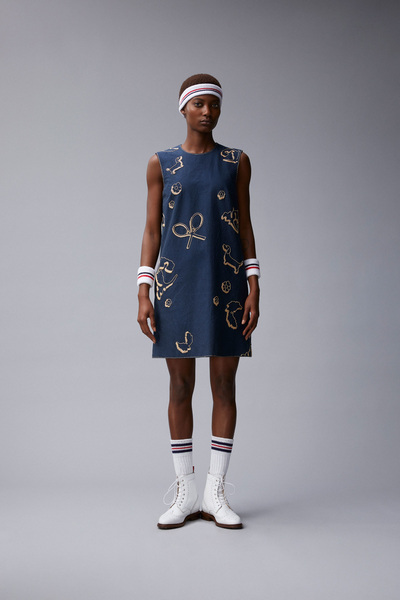 Thom Browne Resort 2018 - Look #33