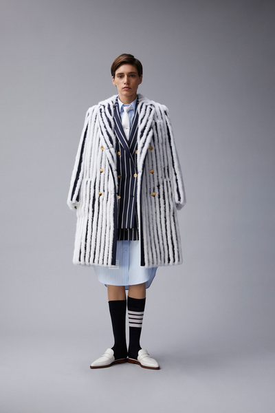 Thom Browne Resort 2018 - Look #34