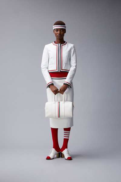 Thom Browne Resort 2018 - Look #41