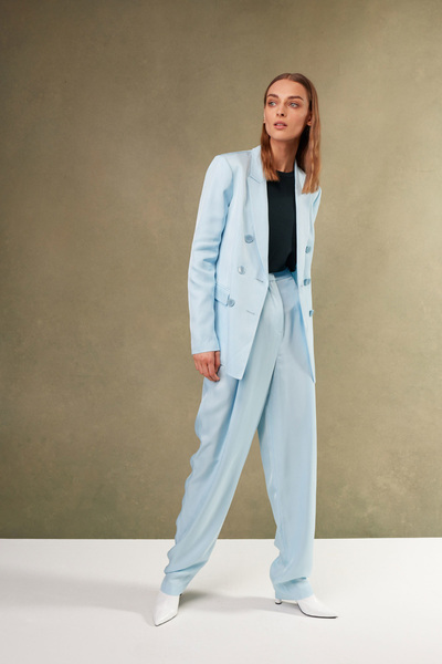 Tibi Resort 2018 - Look #1