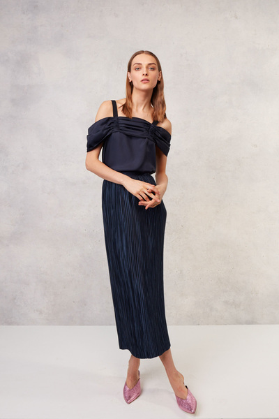 Tibi Resort 2018 - Look #15