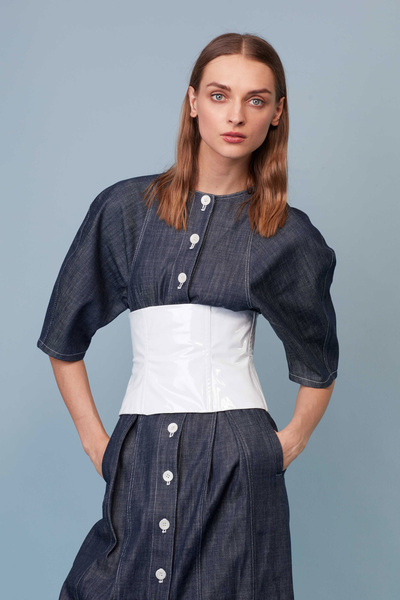 Tibi Resort 2018 - Look #25